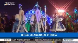 Melihat Ritual Jelang Natal di Rusia