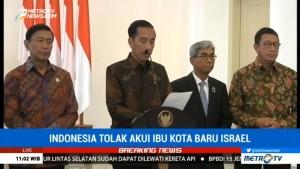 Indonesia Kecam Pengakuan Yerusalem sebagai Ibu Kota Israel
