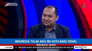 Pengamat: Pernyataan Jokowi soal Yerusalam dapat Meredam Kemarahan Masyarakat