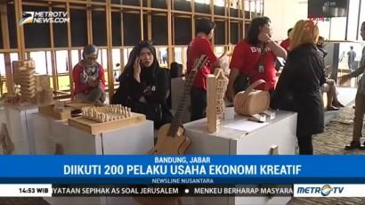 Sekitar 200 Pelaku Usaha Ikuti Festival Bekraf 2017