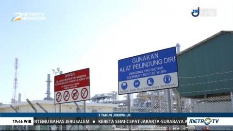 3 Tahun Jokowi-JK: Donggi Senoro Terintegrasi Bangun Negeri (2)