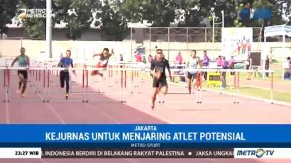 Kejurnas Atletik 2017 Jadi Ajang Menjaring Atlet Potensial