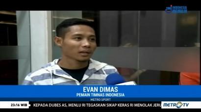 Ini Misi Evan Dimas Bersama Selangor FA