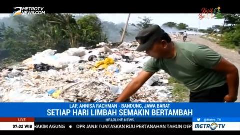 Limbah Medis Dibuang Sembarangan di Cirebon Resahkan Warga