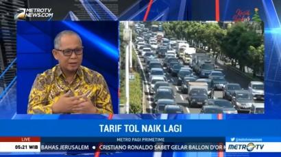 Penjelasan BPJT Soal Kenaikan Tarif Tol Dalam Kota