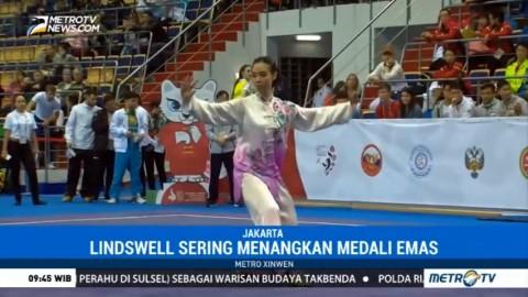 Kenalan dengan Srikandi Wushu Indonesia