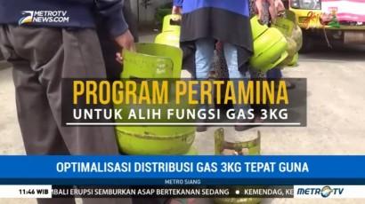 Program Pertamina untuk Alih Fungsi Gas Epiji 3 Kg