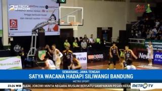 IBL 2017, Siliwangi Bandung Harus Akui Keunggulan Satya Wacana