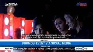 Kembangkan Bisnis Lewat Promosi di Media Sosial