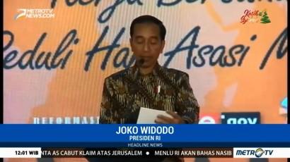 Jokowi: Hak Sosial dan Kultural Masyarakat Harus Terjamin