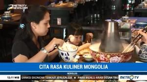 Cita Rasa Kuliner Mongolia