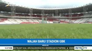 Wajah Baru Stadion GBK