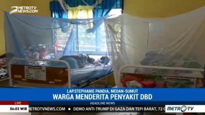 DBD Mewabah di Medan