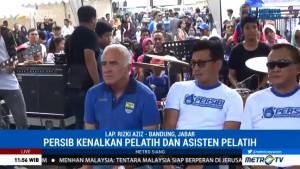 Persib Bandung Kenalkan Pelatih Barunya