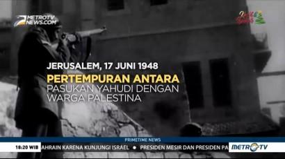 Sepotong Perjalanan Sejarah Perebutan Yerusalem