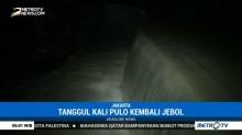 Tanggul Jebol, Jatipadang Kembali Terendam Banjir