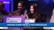 Program 'Journey' Metro TV Raih Penghargaan APWI 2017