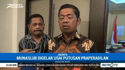 Munaslub Golkar Digelar Usai Putusan Praperadilan Setya Novanto