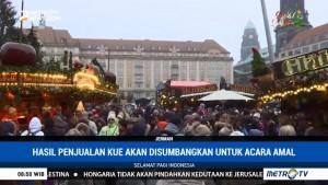 Melihat Kue Natal Raksasa di Festival Stollen Jerman