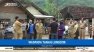 12 Kecamatan di Pacitan Rawan Longsor