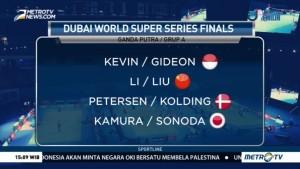 Hasil Undian Grup Dubai World Superseries Finals 2017