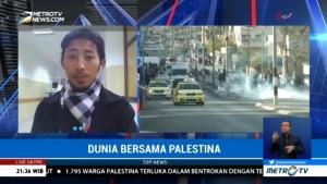 Serangan Drone Israel Tewaskan Dua Pemuda Gaza