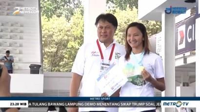 Polo Air Putri Jabar Juara di Test Event Asian Games 2018