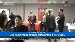 Job Fair Caters to New Immigrants and Refugees