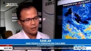 Jakarta Masih Berpotensi Hujan Lebat