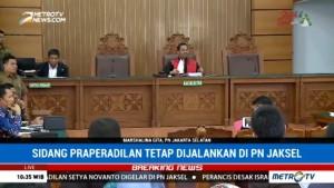 KPK Hadirkan Dua Ahli di Sidang Praperadilan Setnov