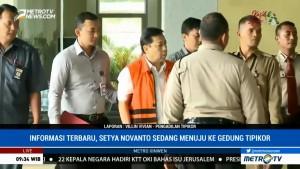 Setya Novanto Jalani Sidang Perdana Sebagai Terdakwa