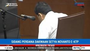 Saat Setnov Tak Menjawab Pertanyaan Hakim Tipikor
