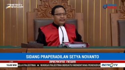 Sidang Praperadilan Setya Novanto Dilanjutkan Besok