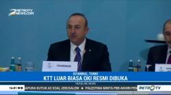 Buka KTT OKI, Menlu Turki: Forum Ini untuk Hentikan Aksi Trump