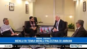 Misi Diplomasi RI Dukung Palestina