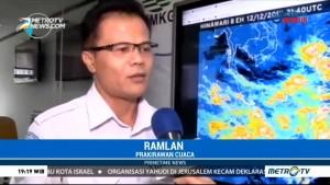 Jakarta Berpotensi Hujan Lebat dalam Seminggu ke Depan