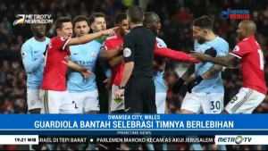 FA Minta Klarifikasi Insiden Usai Derby Manchester