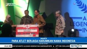 Kemenpora Beri Penghargaan ke 286 Legenda Olahraga Indonesia