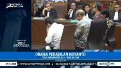 Drama Peradilan Novanto