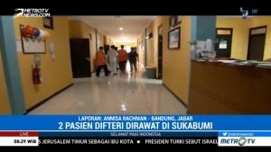 Kondisi Dua Pasien Difteri di Sukabumi Mulai Membaik