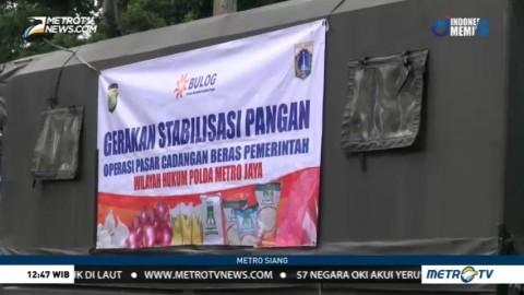 Polda Metro Jaya Gelar Operasi Pasar Murah Jelang Natal