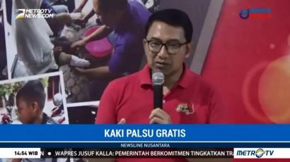 Kick Andy Foundation & Telkom Indonesia Bantu Penyandang Difabel di Balikpapan