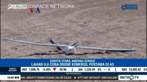Melongok Industri Drone AS