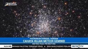 Geminid, Hujan Meteor Terbaik Tahun Ini