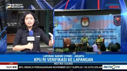 Kemendagri Serahkan DP4 Kepada KPU untuk Pemilu 2019