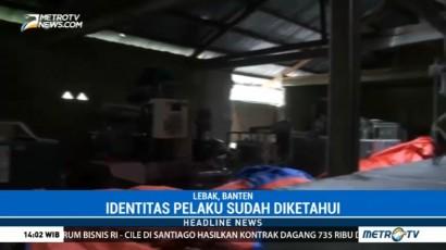 Polisi Buru Pemilik Dua Juta Pil PCC di Gudang Lebak Banten