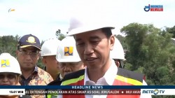 Jokowi Yakin Bendungan Ciawi dan Sukamahi Kurangi Banjir Jakarta