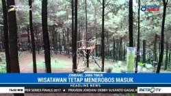 Rawan Longsor, 16 Lokasi Wisata di Jombang Ditutup