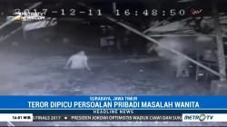 Teror Bom di Surabaya Dipicu Persoalan Wanita