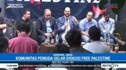 Sejumlah Komunitas di Bandung Gelar Diskusi Free Palestine